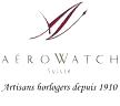 logo relojes aerowatch