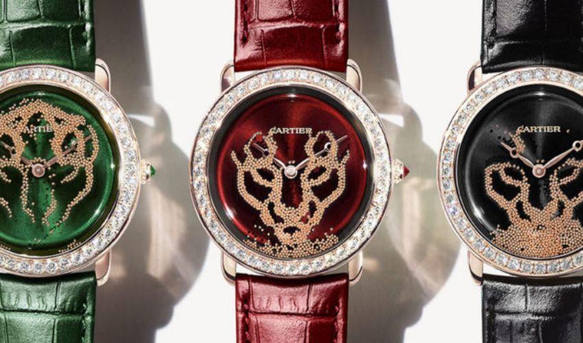 relojes cartier modelos y precios 2018