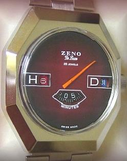 precios relojes Zeno