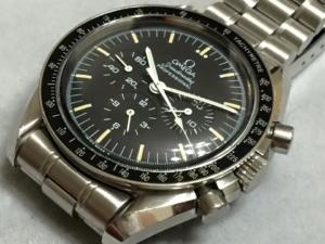 reloj omega speedmaster en la luna