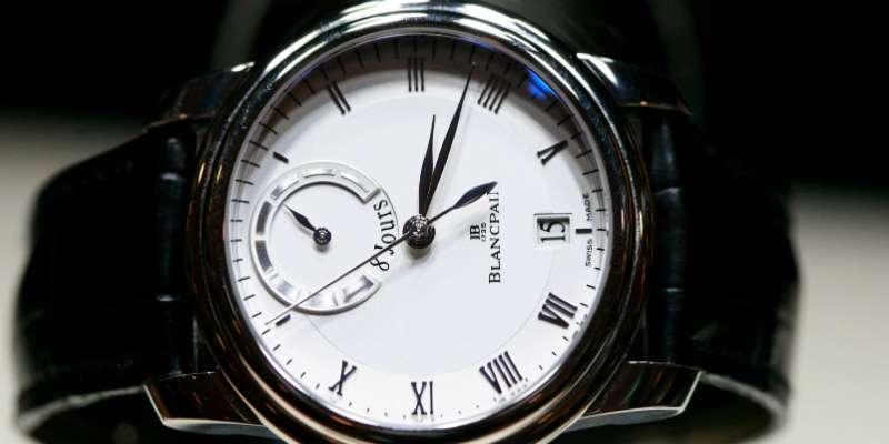 relojes de marca suizos