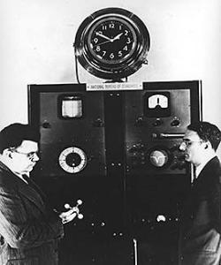 Reloj Atomico