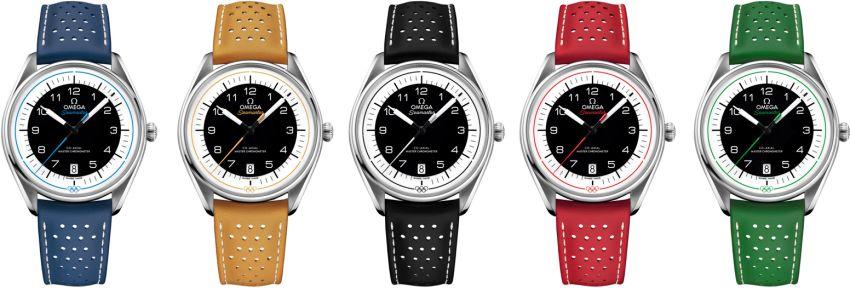 Reloj Omega Coleccion Seamaster Olympic Games 2018