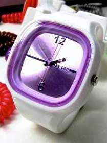 Tipos de relojes Jelly Watch