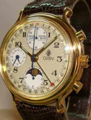 1256587ea3b7 Relojerías Olten en Madrid. Precios relojes Olten. Marcas de relojes ...