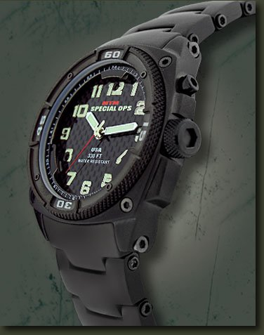 Relojes Suizos Special OPS