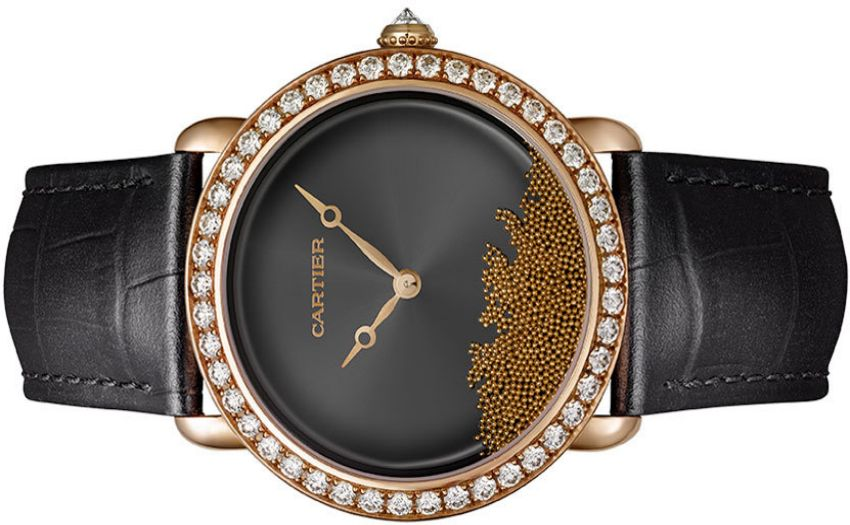 reloj cartier panthere mujer coleccion 2018